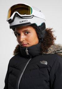 Giro - MOXIE - Ski goggles - white core light/amber pink - 1