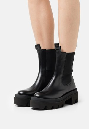 STYLE - Classic ankle boots - schwarz
