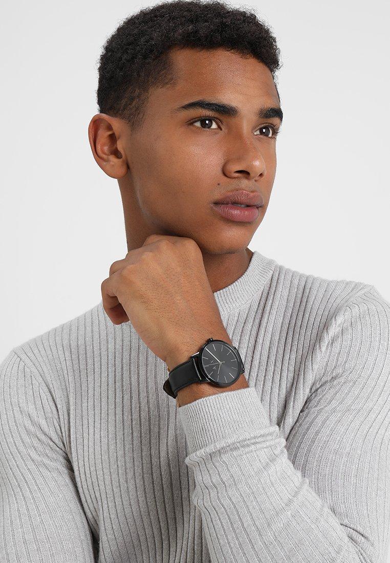Armani Exchange - Reloj - schwarz