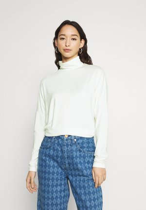 Topper langermet - off white