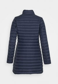 Save the duck - GIGA BRYANNA DETACHABLE HOODED - Winter coat - navy blue - 9