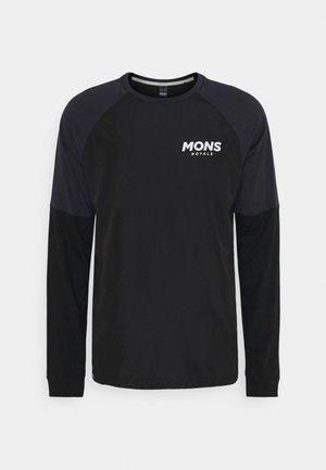 TARN FREERIDE WIND - Long sleeved top - black
