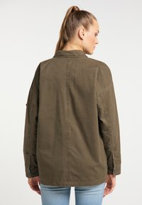DreiMaster - Summer jacket - militär oliv - 2