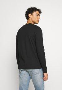 Polo Ralph Lauren - LONG SLEEVE - Bluzka z długim rękawem - polo black - 2