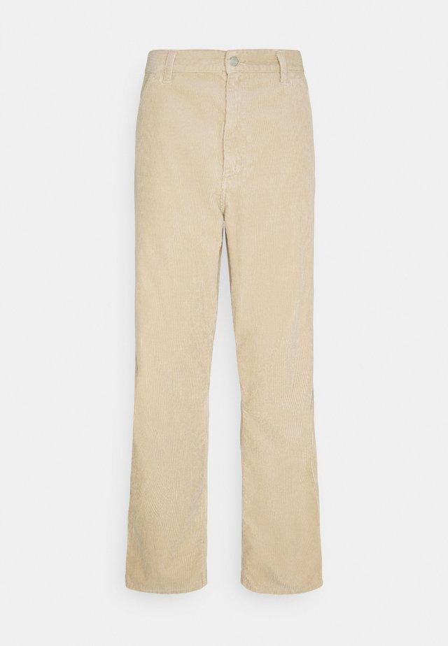 SIMPLE PANT COVENTRY - Broek - beige