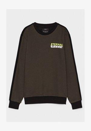 REFLEKTIERENDES SWEATSHIRT 01848461 - Sweatshirt - grey