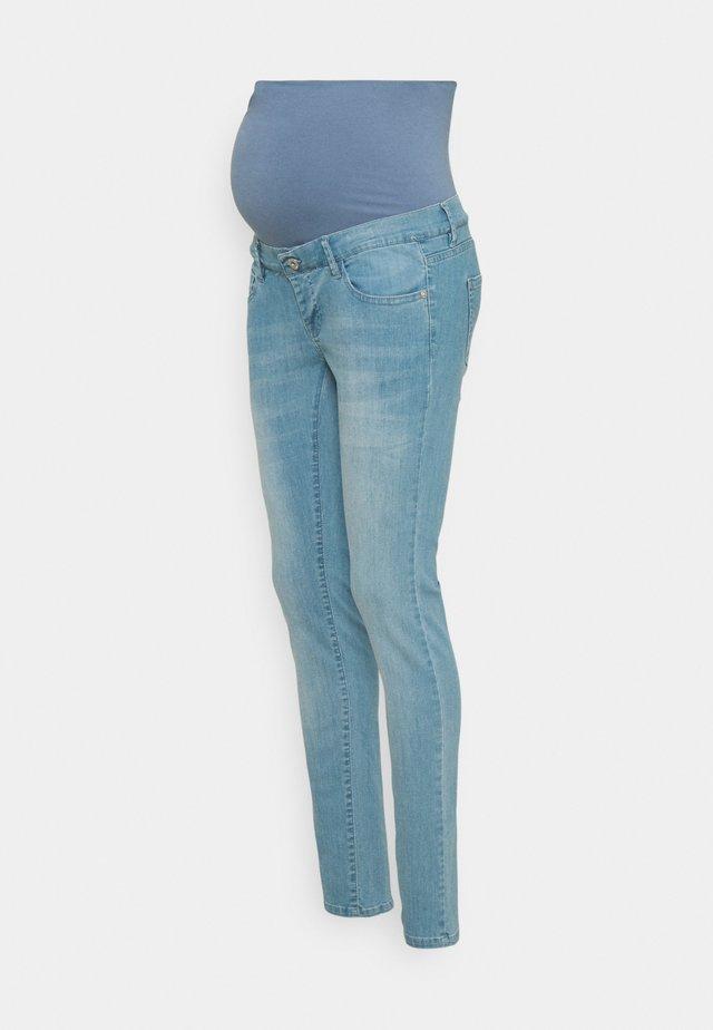LIGHT BLUE - Jeans Skinny Fit - light blue denim