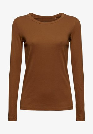 LONG SLEEVE - T-shirt à manches longues - toffee