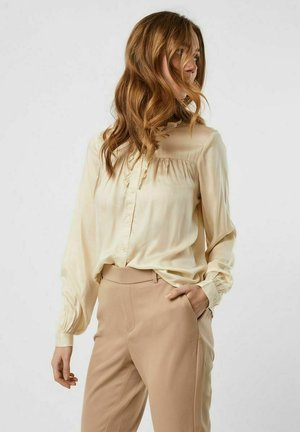 Blouse - beige, off-white