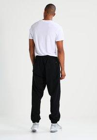 G-Star - BASE HEATHER 2-PACK - Basic T-shirt - white solid - 3
