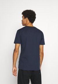 Cleptomanicx - GULL RIDER - Basic T-shirt - dark navy - 2