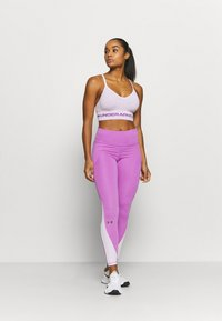 Under Armour - RUSH LEGGING - Medias - exotic bloom - 1