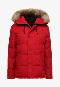 Alessandro Zavetti - OSHAWA - Winter jacket - red - 7