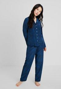 Anna Field - SET - Pyjama set - dark blue - 0