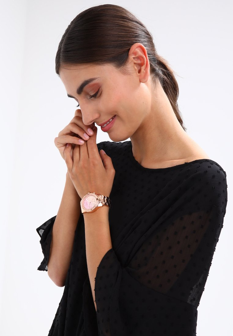 Guess - LADIES SPORT - Ure - rosegold-coloured