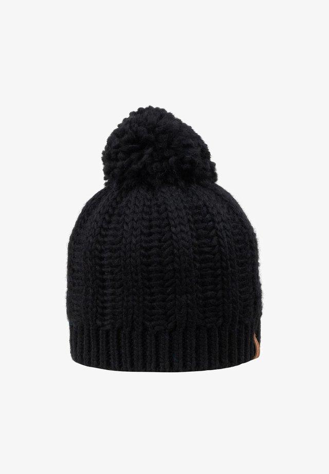TREMMELBERG - Bonnet - schwarz