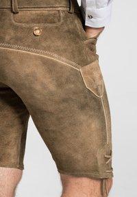 Spieth & Wensky - OLRIK - Shorts - braun - 3
