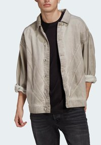 adidas Originals - R.Y.V. DENIM JACKET - Denim jacket - brown - 5