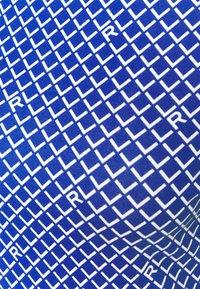 Lauren Ralph Lauren - JUDY ELBOW SLEEVE - Print T-shirt - sapphire star/white - 6
