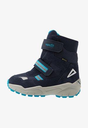 CULUSUK 2.0 - Zimní obuv - blau