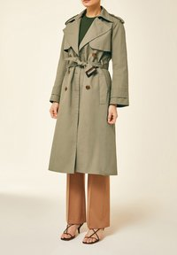 IVY & OAK - IVY & OAK - Trenchcoat - sage green - 3