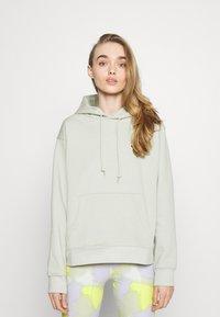 Obey Clothing - MONTEREY HOOD - Sweatshirt - green leaf - 0