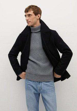 MODRONE-I - Pitkä takki - noir