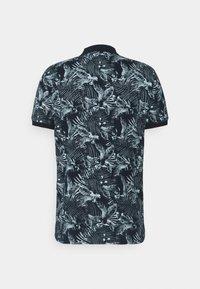 Pier One - FLORAL - Poloshirts - dark blue - 5
