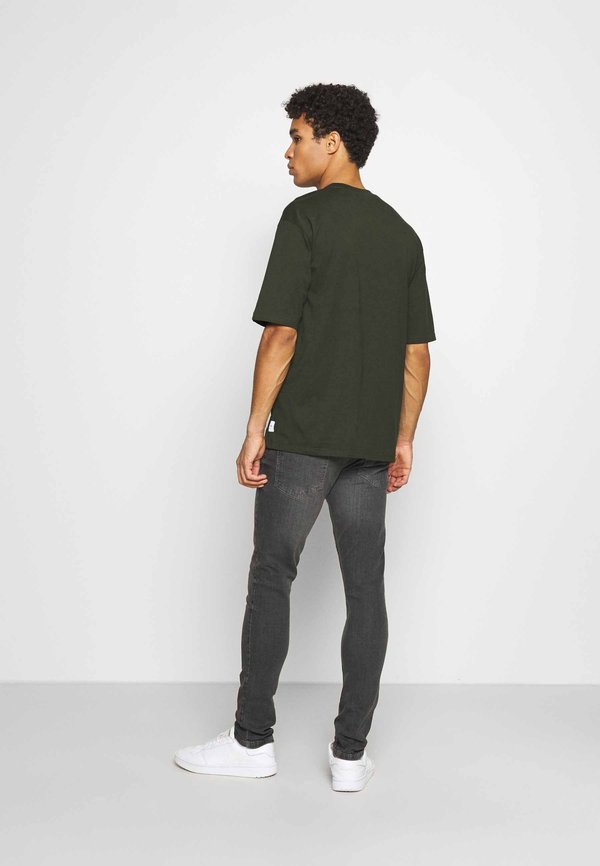 Burton Menswear London Jeansy Slim Fit - grey/szary Odzież Męska SVHO
