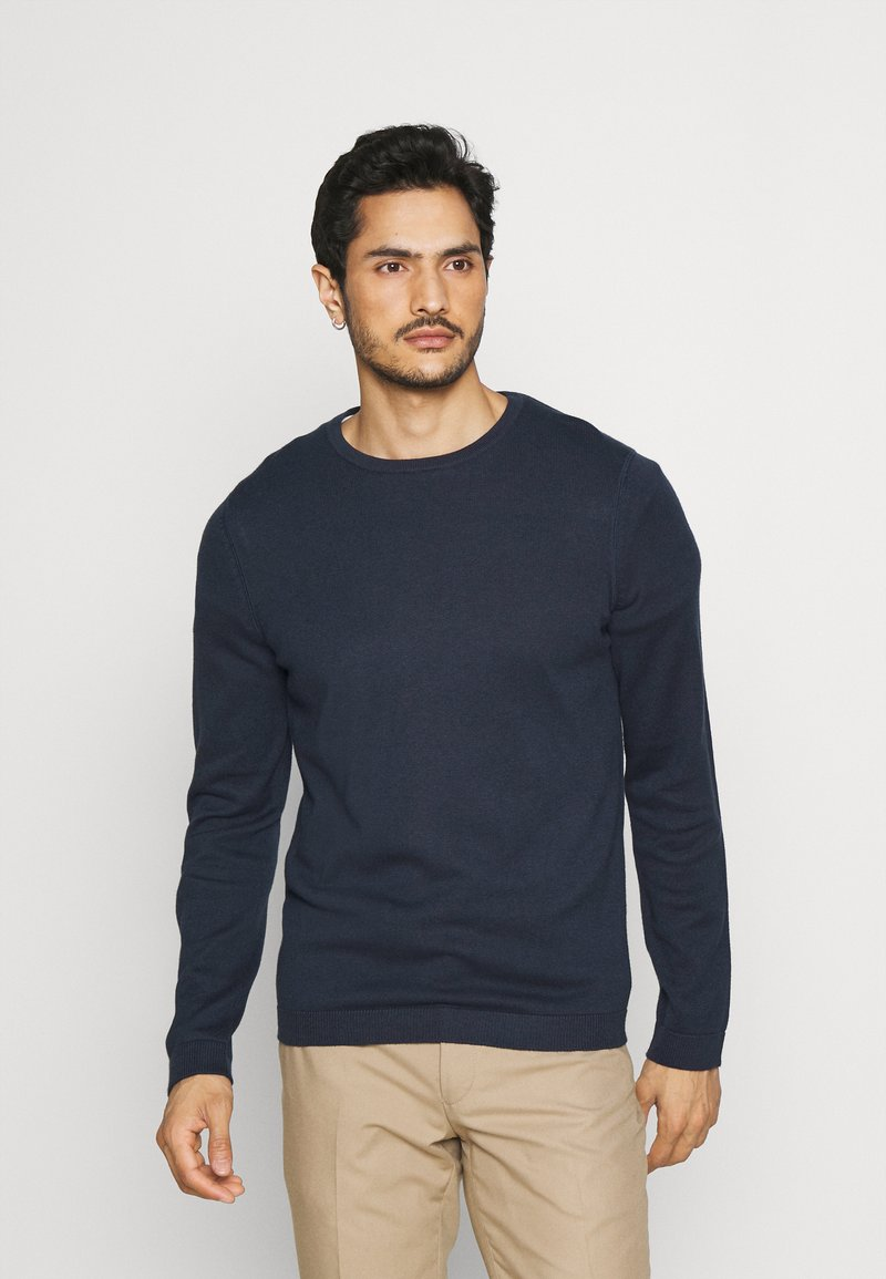 Marc O'Polo - CREW NECK - Neule - total eclipse