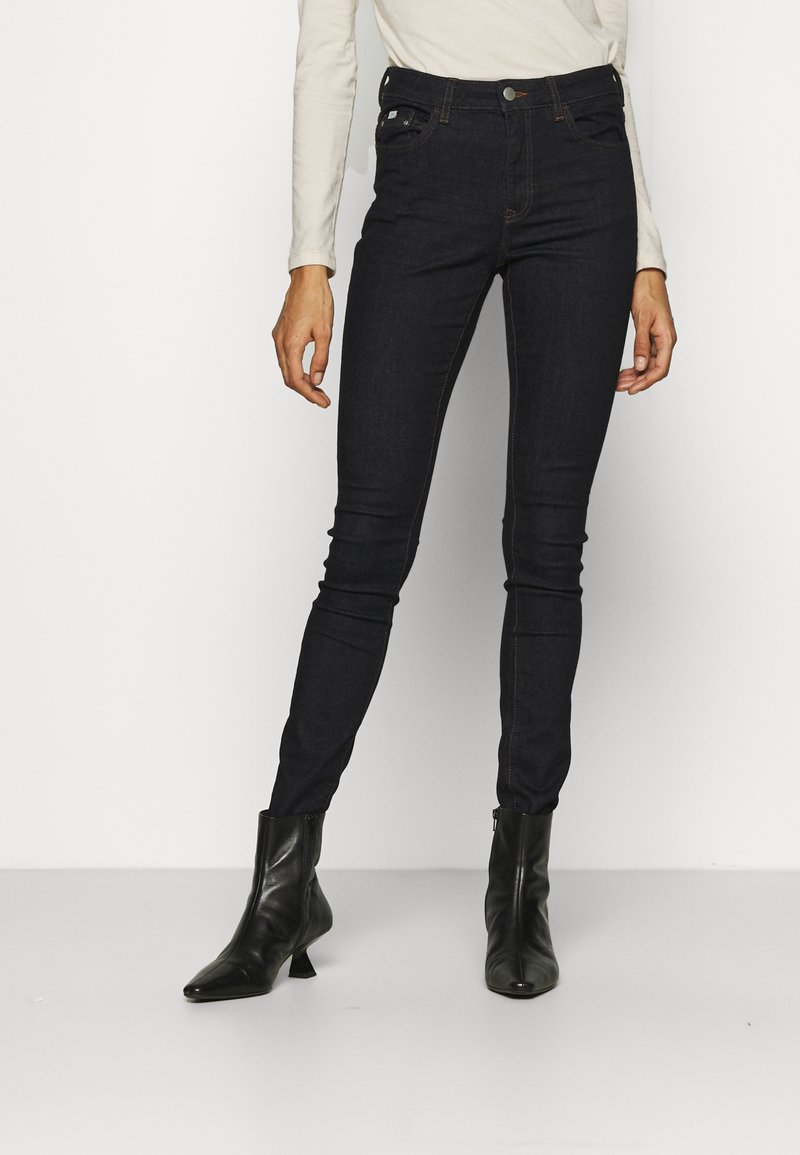 edc by Esprit - Jeans Skinny Fit - blue rinse