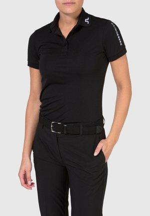 TOUR TECH - Sports shirt - black