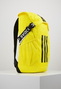 adidas Performance - Reppu - shock yellow/black/white - 3