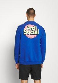 YOURTURN - UNISEX - Sweatshirt - blue - 2