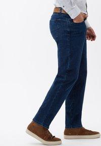 BRAX - STYLE LUKE - Straight leg jeans - blue stone - 2