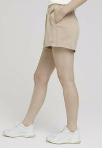 TOM TAILOR DENIM - Shorts - dune beige - 3