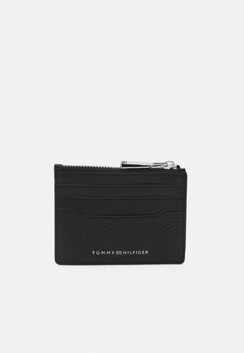 DOWNTOWN HOLDER ZIP UNISEX - Wallet - black