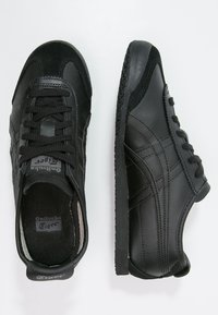 Onitsuka Tiger - MEXICO  - Baskets basses - black/black
