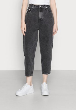 Jeansy Relaxed Fit - denim black