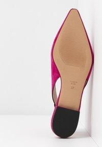 Zign - Bailarinas - pink - 6
