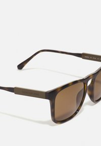 Calvin Klein Jeans - UNISEX - Sunglasses - green - 3