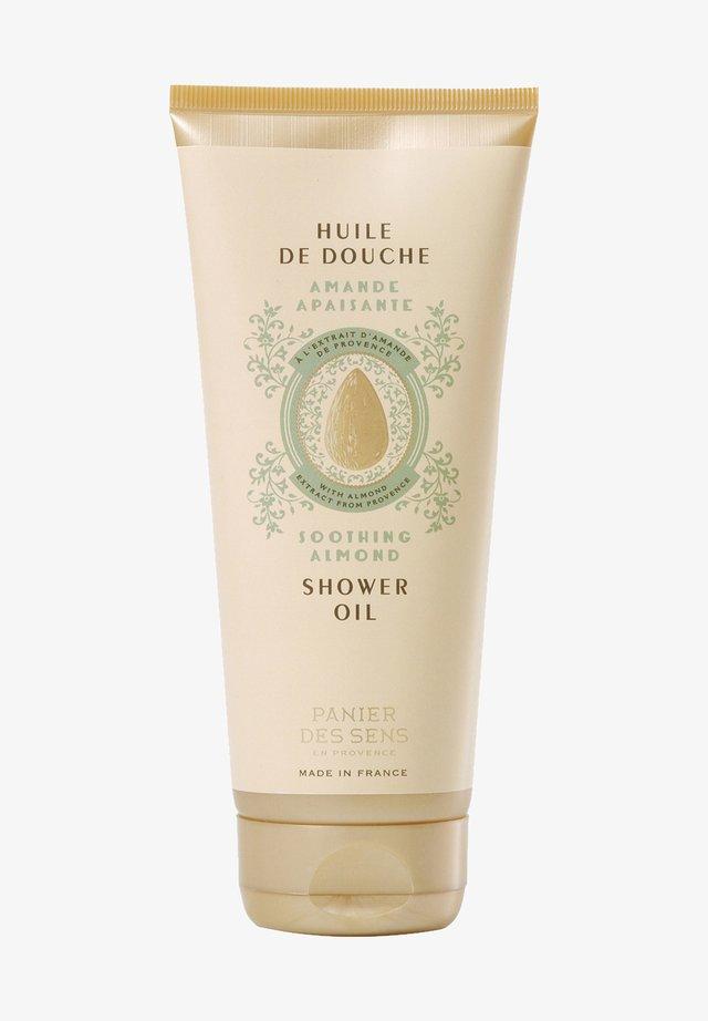 SHOWER OIL BERUHIGENDE MANDEL 200 ML - Shower gel - -