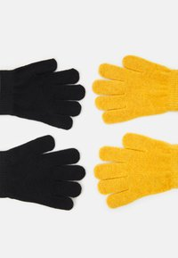 CeLaVi - MAGIC GLOVES 2 PACK - Guanti - mineral yellow - 1