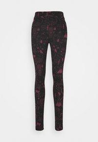 Monki - Leggings - Trousers - black - 3