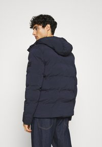 Tommy Hilfiger - HOODED STRETCH - Talvitakki - blue - 2