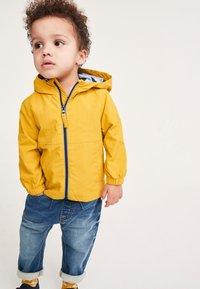 Next - Light jacket - yellow - 0