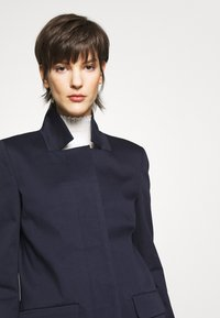 CLOSED - PORI - Classic coat - blue - 4