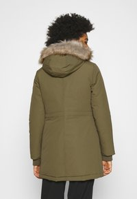 Tommy Jeans - TECHNICAL  - Down coat - olive tree - 2