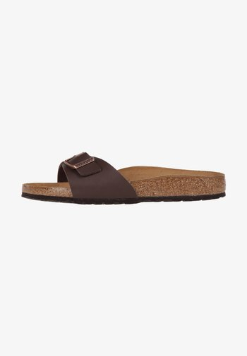 MADRID - Slippers - brown