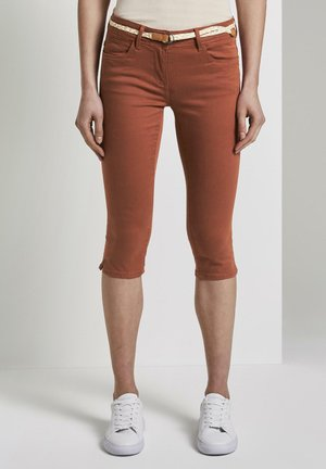 Shorts - dark goji orange